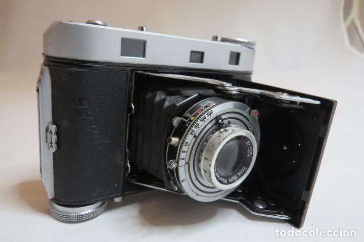 Cámara de fotos: Hapo 35 Balda telemétrica de 1952 - Foto 3 - 199323468