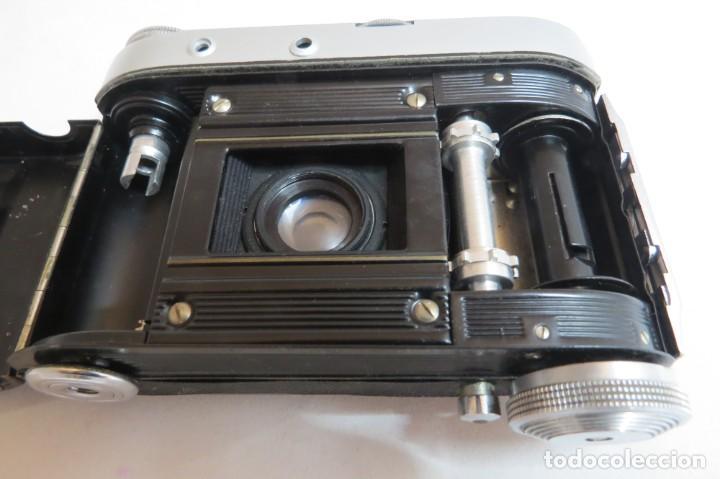 Cámara de fotos: Hapo 35 Balda telemétrica de 1952 - Foto 4 - 199323468
