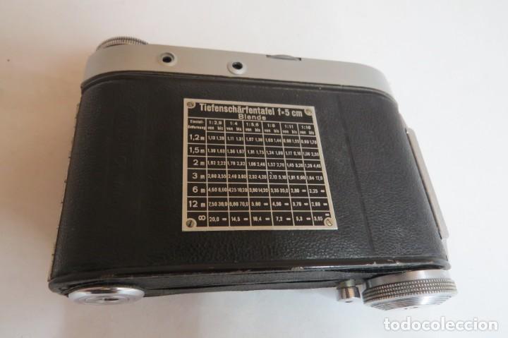 Cámara de fotos: Hapo 35 Balda telemétrica de 1952 - Foto 5 - 199323468