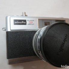 Cámara de fotos: MINOLTA SUPER 3 CIRCUIT 35 M.M. Lote 199325013