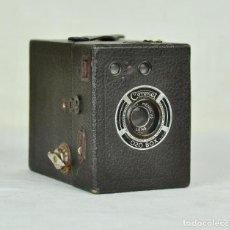 Cámara de fotos: CÁMARA CORONET 020 BOX AÑOS 30. Lote 199827227