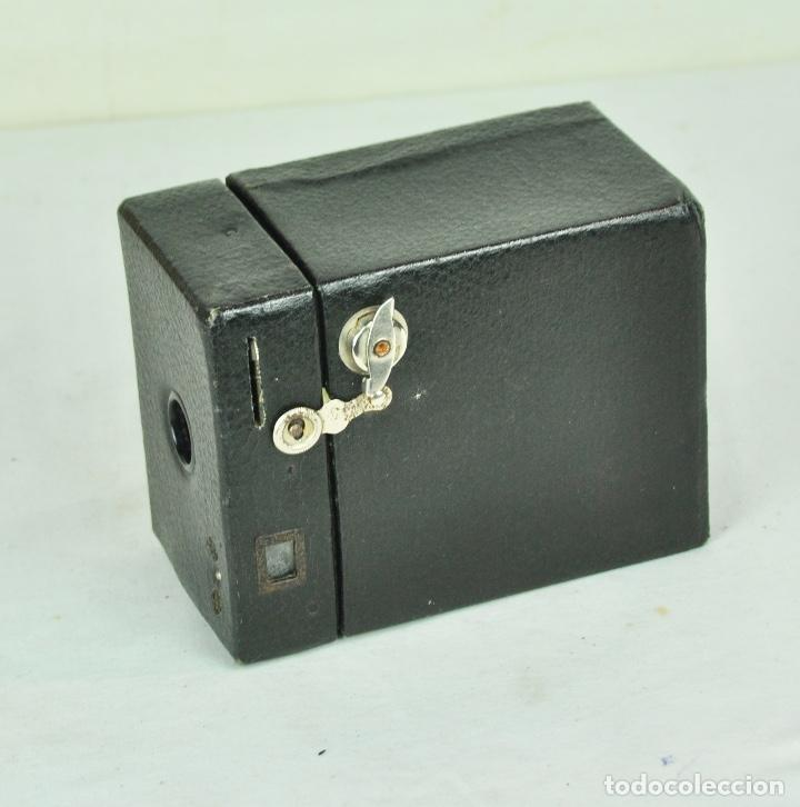Cámara de fotos: Cámara Kodak nº 120 del año 1913 - Foto 3 - 199830958
