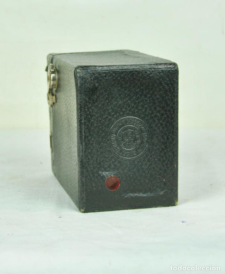 Cámara de fotos: Cámara Kodak nº 120 del año 1913 - Foto 4 - 199830958