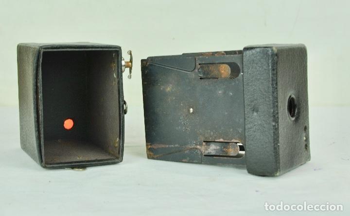 Cámara de fotos: Cámara Kodak nº 120 del año 1913 - Foto 7 - 199830958