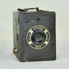 Cámara de fotos: CÁMARA CORONET REX DE 1937. Lote 199874438