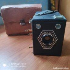 Cámara de fotos: CÁMARA GOLDY 1948 FRANCIA. Lote 200252256