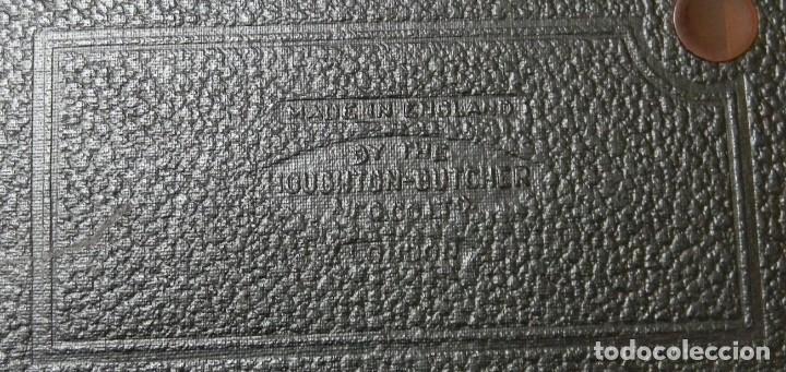Cámara de fotos: SYNCHRO SHUTTER – ENSIGN – MADE IN ENGLAND BY THE HOUGHTON – GUTCHER LONDON - Foto 11 - 202383843