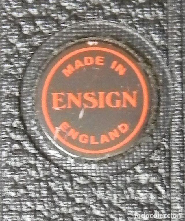 Cámara de fotos: SYNCHRO SHUTTER – ENSIGN – MADE IN ENGLAND BY THE HOUGHTON – GUTCHER LONDON - Foto 12 - 202383843