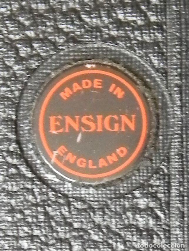 Cámara de fotos: SYNCHRO SHUTTER – ENSIGN – MADE IN ENGLAND BY THE HOUGHTON – GUTCHER LONDON - Foto 13 - 202383843