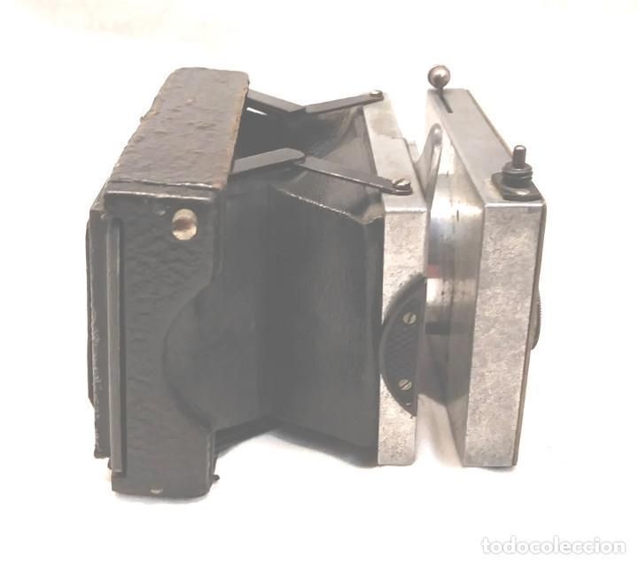 Cámara de fotos: Camara Ica Bebe Dresden de placas Alemania años 10, primer modelo - Foto 4 - 203103425