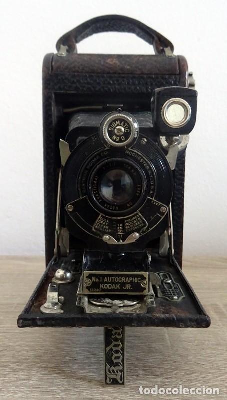 CAMARA DE FOTOS KODAK Nº A 120 (Cámaras Fotográficas - Antiguas (hasta 1950))