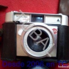 Cámara de fotos: TUBAL WERLISA COLOR CAMARA FOTOGRAFICA CON FUNDA FUNCIONANDO CJ1. Lote 204823753