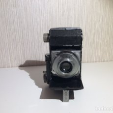 Cámara de fotos: CÁMARA KODAK RETINETTE EN 35MM AÑOS 30/40 CON FUNDA COMO SE VE EN LAS FOTOS. Lote 206279445
