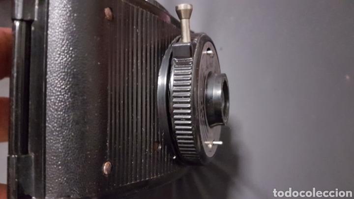 Cámara de fotos: Antigua camara fotografica As Phot As de trefle de baquelita hecha en francia - Foto 5 - 206380211