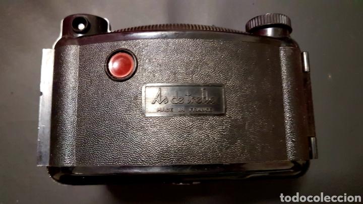 Cámara de fotos: Antigua camara fotografica As Phot As de trefle de baquelita hecha en francia - Foto 9 - 206380211