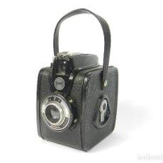 Cámara de fotos: CAMARA DE FOTOS GEVAERT GEVABOX AÑO 1950 CAMERA. Lote 206976805
