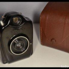 Cámara de fotos: CAMARA DE FOTOS BILORA BOY - FUNDA - REF. 1704/8-1. Lote 207033627