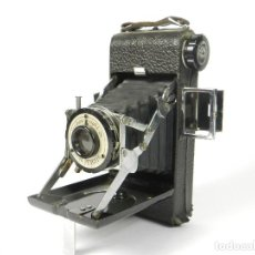Cámara de fotos: CAMARA DE FOTOS DE FUELLE KERSHAW EIGHT-20 PENGUIN 1940 ANTIQUE CAMERA KODAK. Lote 207109491