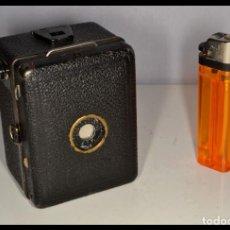 Cámara de fotos: CAMARA ZEISS IKON BABY BOX TENGOR - REF. 1704/6. Lote 207111481