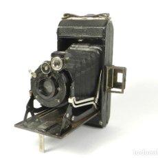 Cámara de fotos: CAMARA DE FOTOS DE FUELLE IKONTA ZEISS IKON AÑO 1935 ANTIQUE CAMERA. Lote 207116900