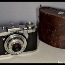 Fotocamere: CAMARA ZEISS IKON TENAX - FUNDA ORIGINAL - REF. 1695/4. Lote 207759922