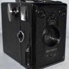 Fotocamere: CALIDAD.PRECIOSA.ZEISS IKON BOX TENGOR 54/2..ALEMANIA 1934, III REICH..BUEN ESTADO.FUNCIONA..OCASION. Lote 212343656