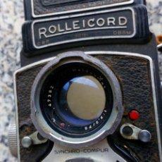 Cámara de fotos: ROLLEICORD. Lote 212417693
