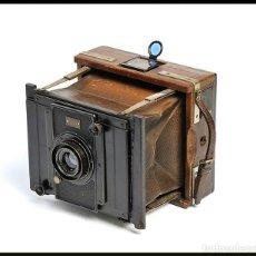 Cámara de fotos: RAREZA GOERZ C.P. ANGO TROPICAL 10X15CM. Lote 212805316