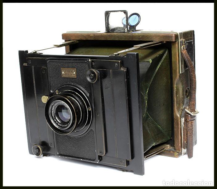Cámara de fotos: Rareza Goerz C.P. Ango Tropical 10x15cm - Foto 2 - 212805316