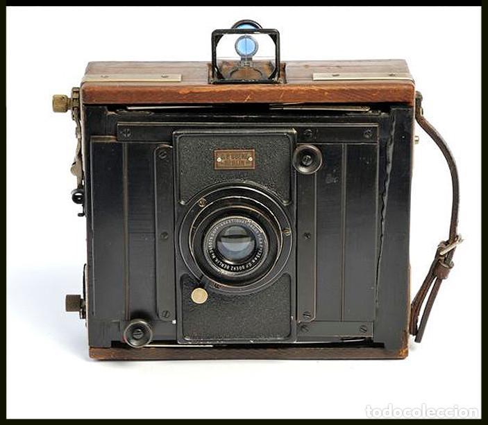 Cámara de fotos: Rareza Goerz C.P. Ango Tropical 10x15cm - Foto 5 - 212805316