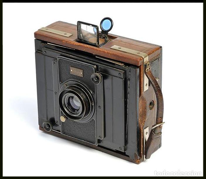 Cámara de fotos: Rareza Goerz C.P. Ango Tropical 10x15cm - Foto 7 - 212805316