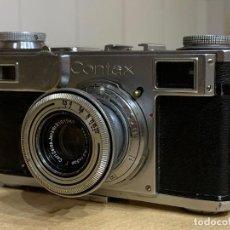 Cámara de fotos: CONTAX II DEL AÑO 1936 CON OBJETIVO TESSAR 50MM 3.5. Lote 213013971