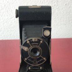 Cámara de fotos: CÁMARA DE FUELLE CORONET FOLDING ROLLFILM..PRIMER MODELO..1926. Lote 213092868