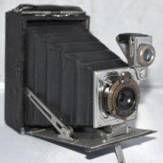 Cámara de fotos: MINIATURA..KODAK PREMOETTE JUNIOR Nº 1..USA 1913..FILM-PACK 6X9..MUY BUEN ESTADO.FUNCIONA. Lote 213699966