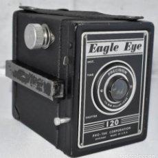 Cámara de fotos: EXCELENTE CALIDAD Y GRAN RAREZA.PHOTAK EAGLE EYE..USA 1950..MUY BUEN ESTADO..FUNCIONA..OCASIÓN. Lote 213814806