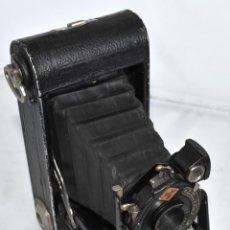 Fotocamere: IMPRESCINDIBLE.GRAN CAMARA ANTIGUA DE FUELLE.AGFA BILLY II..ALEMANIA 1931..REGULAR ESTADO..FUNCIONA. Lote 227184330