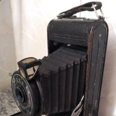 Cámara de fotos: ANTIGUA CAMARA REX HECHA EN INGLATERRA EN LOS AÑOS 30. Lote 216414733