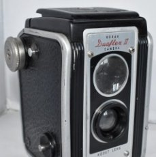 Fotocamere: BONITA BIFOCAL.PRIMER MODELO..KODAK DUAFLEX..INGLATERRA 1947.BUEN ESTADO.FUNCIONA..OCASION. Lote 216988432