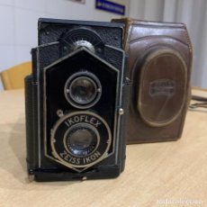 Cámara de fotos: ZEISS IKON IKOFLEX DE 1937. Lote 218852987