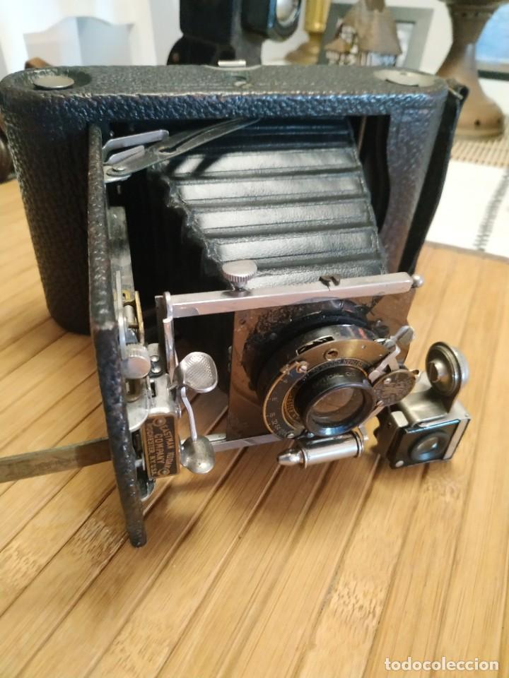 KODAK N 3 FOLDING POCKET (Cámaras Fotográficas - Antiguas (hasta 1950))
