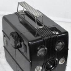 Cámara de fotos: RAREZA: BAQUELITA.FORMATO MEDIO.AGFA TROLIX.ALEMANIA III REICH,1936.MUY BUEN ESTADO.FUNCIONA.OCASION. Lote 219531051
