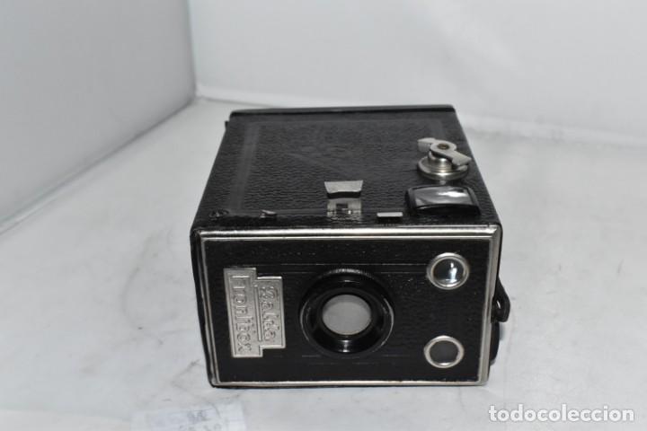 Cámara de fotos: PRECIOSA CAMARA ANTIGUA DE CAJON..BALDA FRONT BOX..ALEMANIA III REICH, 1935.MUY BUEN ESTADO.FUNCIONA - Foto 8 - 219587052