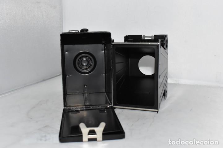 Cámara de fotos: PRECIOSA CAMARA ANTIGUA DE CAJON..BALDA FRONT BOX..ALEMANIA III REICH, 1935.MUY BUEN ESTADO.FUNCIONA - Foto 22 - 219587052