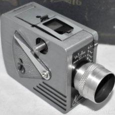 Cámara de fotos: CAMARA ANTIGUA EN MINIATURA .7 CM..UNIVERSAL MINUTE 16+ CAJA..USA 1949..MUY BUEN ESTADO..FUNCIONA.... Lote 220284332