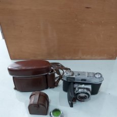 Appareil photos: CAMARA DE FOTOGRAFÍAS KODAK RETINA II C, FUELLE TELEMETRICO. Lote 220563177