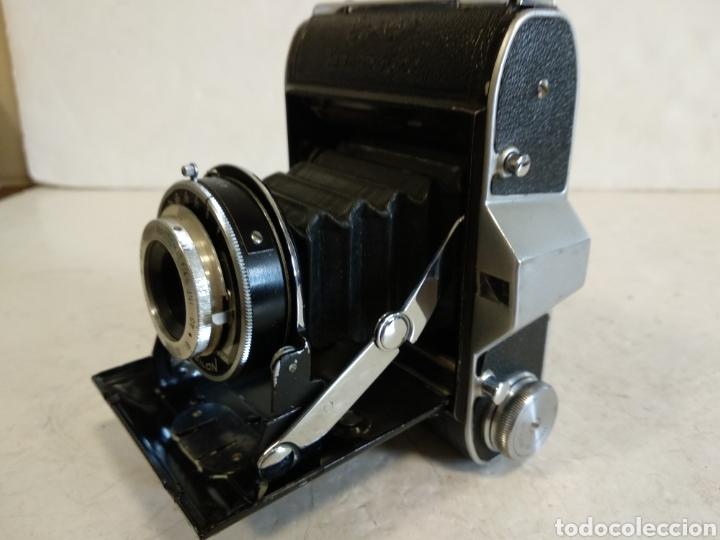 Cámara de fotos: Rareza.ENSIGN SELFIX 16-20 .1950 .Funciona - Foto 13 - 220614396