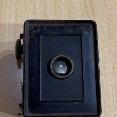 Cámara de fotos: CAMARA GAP BOX 3 X 4 ORIGINA 1934. Lote 220777828
