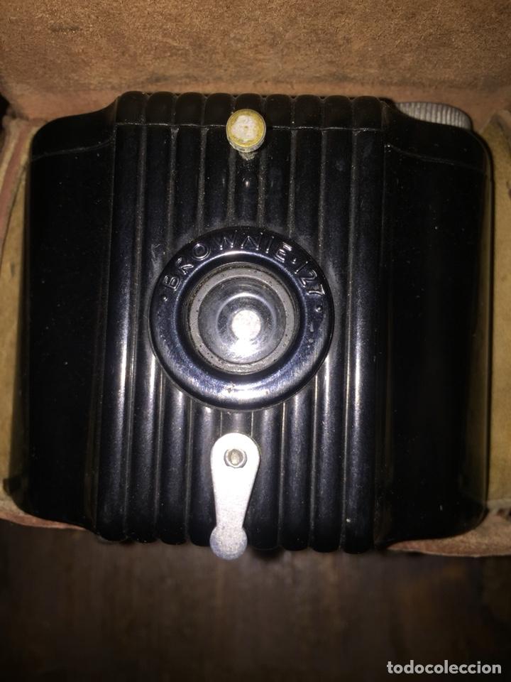 Cámara de fotos: Kodak Baby Brownie - Foto 2 - 221431905