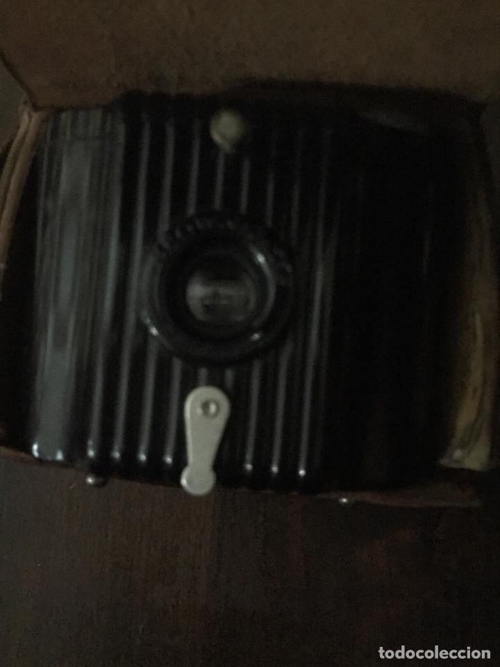 Cámara de fotos: Kodak Baby Brownie - Foto 4 - 221431905