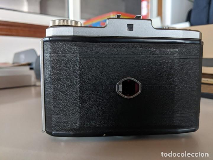 Cámara de fotos: ZEISS IKON NETTAR AÑOS 40 - EXCELENTE ESTADO NOVAR - ANASTIGMAT - Foto 3 - 221779632